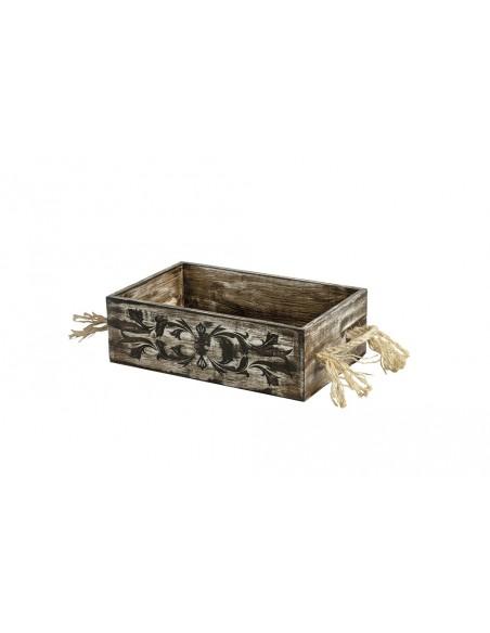WOODEN BOX 1355