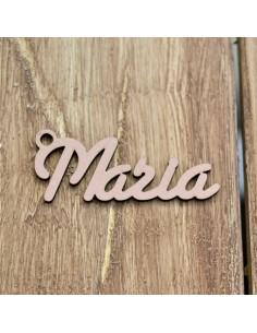Nombre Madera