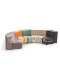 Sofa ref. 1086