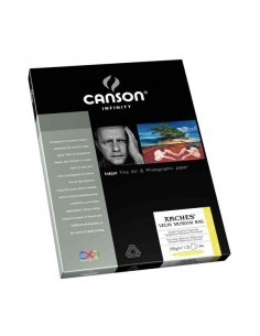 Canson Infinity Arches Velin 315g Caja A4 25 hojas