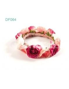 Tiara flores DF064