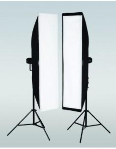 Softbox 30x120cm