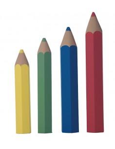 Set de 4 stylos ref.640